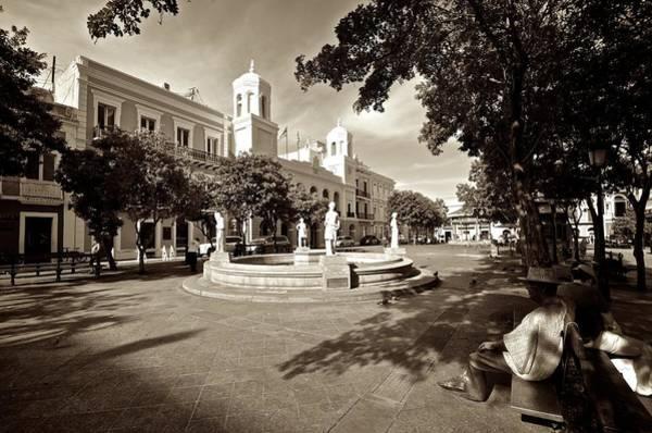 Photograph - Plaza De Armas 8 by Ricardo J Ruiz de Porras