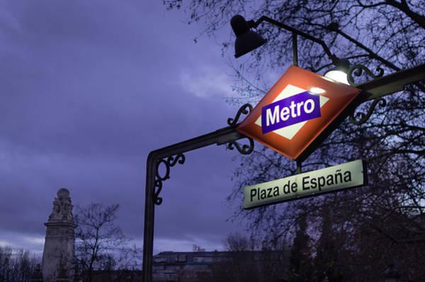 Wall Art - Photograph - Plaza De Espana by Pablo Lopez