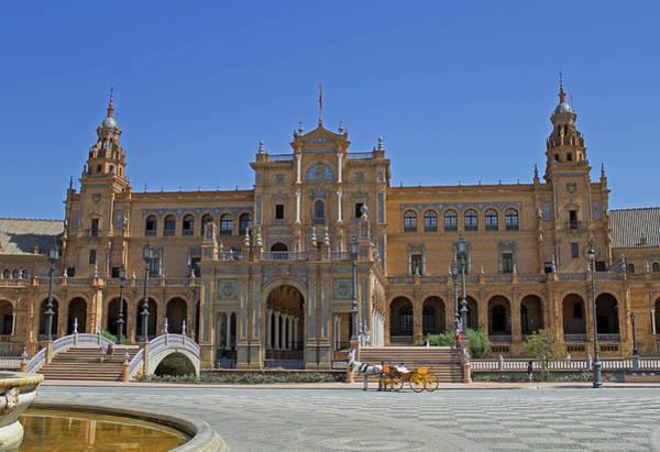 Photograph - Plaza De Espana by Tony Murtagh