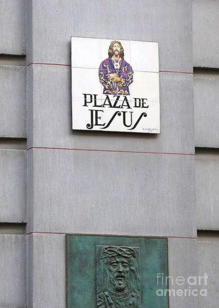 Wall Art - Photograph - Plaza De Jesus In Madrid by Carol Groenen