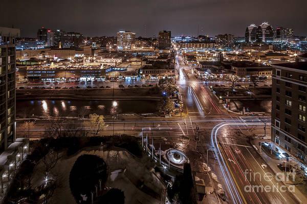 Photograph - Plaza by Ryan Heffron