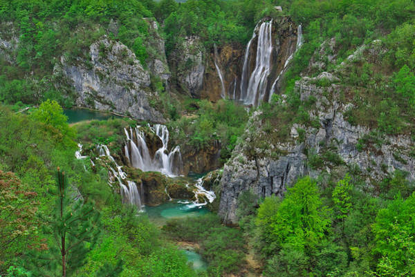 Photograph - Plitvice by Ivan Slosar