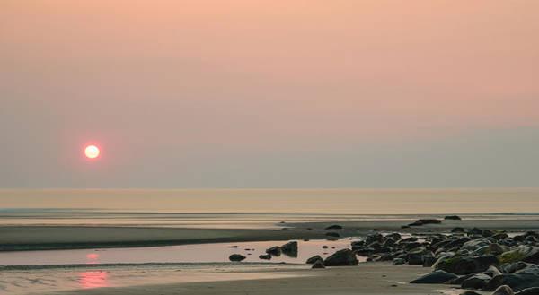Photograph - Plum Island Sunrise by Robert Mitchell