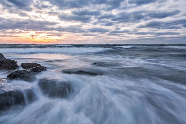 Boynton Photograph - Plunge Into The Blue by Jon Glaser