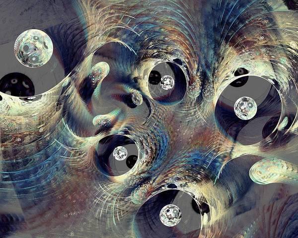 Digital Art - Plural Zone by Anastasiya Malakhova
