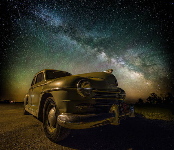 Photograph - Plymouth by Aaron J Groen