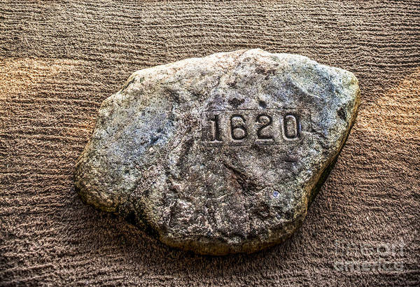 Plymouth Rock Photograph - Plymouth Rock by Diane Diederich