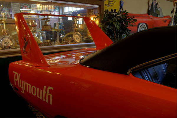 Photograph - Plymouth Superbird by David Dufresne