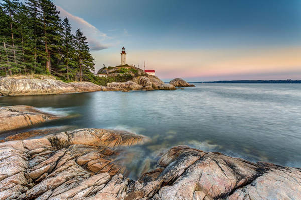 Photograph - Point Atkinson Lighthouse by Pierre Leclerc Photography