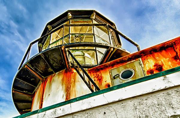 Photograph - Point Bonita Lighthouse by Robert Rus
