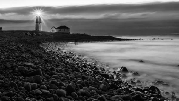 Narragansett Photograph - Nautical Ghosts by Bryan Bzdula