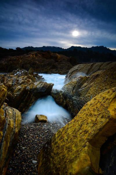 Point Lobos Big Sur Sea Arch Art Print
