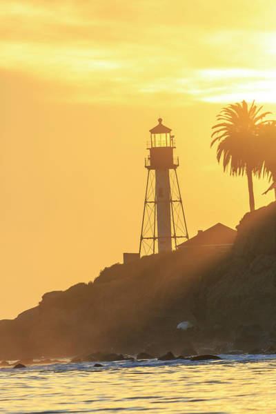 Wall Art - Photograph - Point Loma Lighthouse, Point Loma, San by Stuart Westmorland