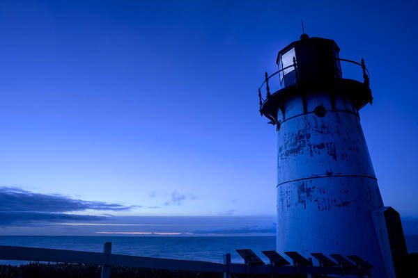 Wall Art - Pastel - Point Montara Lighthouse by Francesco Emanuele Carucci