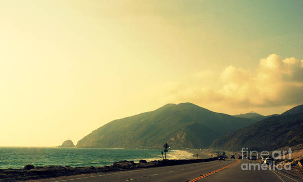 Photograph - Point Mugu In California by Susanne Van Hulst