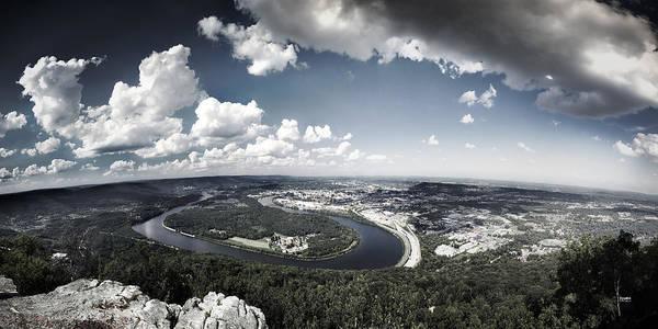 Photograph - Point Park Overlook 2 by Steven Llorca