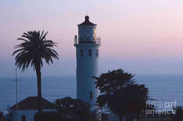 Point Vicente Wall Art - Photograph - Point Vicente by Chris Selby