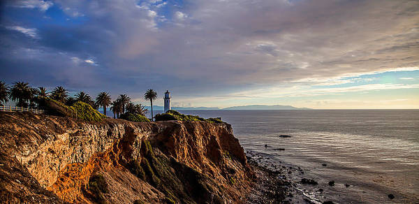 Point Vicente Wall Art - Photograph - Point Vicente Lighthouse by April Reppucci
