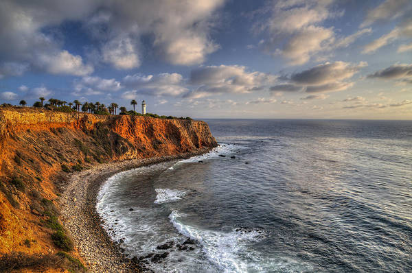 Point Vicente Wall Art - Photograph - Point Vicente Lighthouse by Douglas Berry