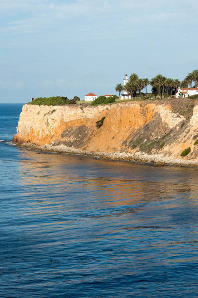 Point Vicente Wall Art - Photograph - Point Vicente Lighthouse One by Josh Whalen