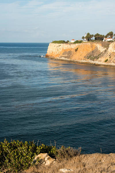 Point Vicente Wall Art - Photograph - Point Vicente Lighthouse Two by Josh Whalen