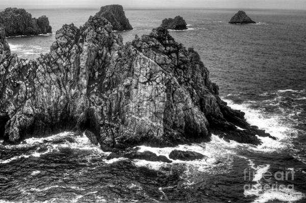 Photograph - Pointe De Penhir  - France by Heiko Koehrer-Wagner