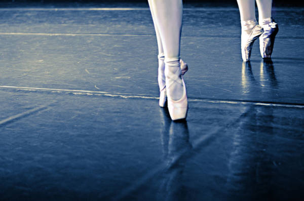 Pointe Shoes Wall Art - Photograph - Pointe by Laura Fasulo