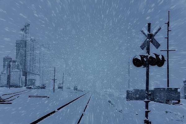 Photograph - Polar Express by Dan Sproul