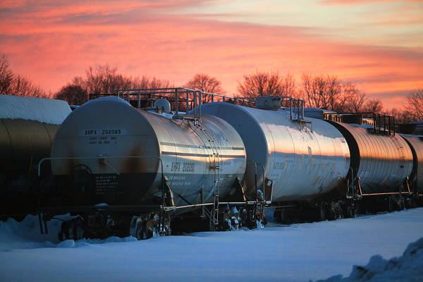 Wall Art - Photograph - Polar Express by Eric Gendron