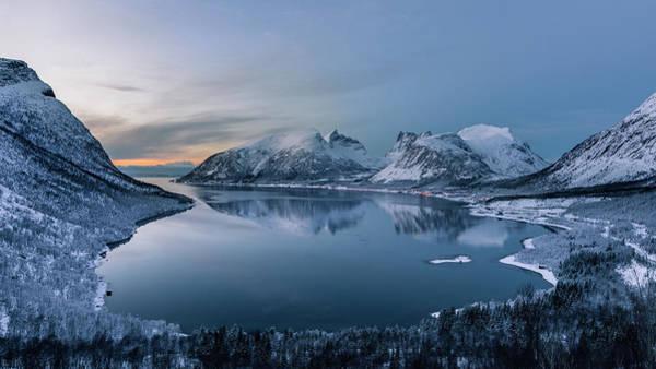 Norway Photograph - Polar Night by Tomasz Wozniak