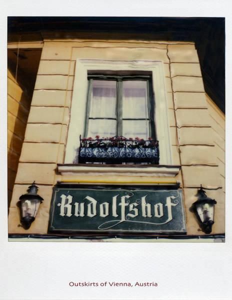 Photograph - Polaroid Sx-70 Hand Manipulated 4 by Catherine Sobredo
