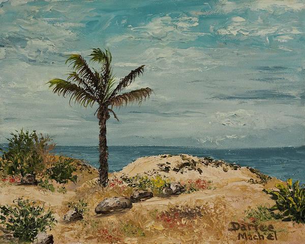 Painting - Polihale State Park Kauai by Darice Machel McGuire