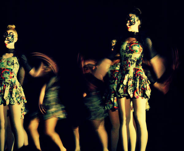Photograph - Politics Of Dance by Cyryn Fyrcyd