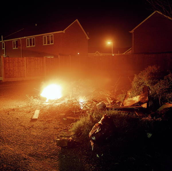Manchester Photograph - Pollution by Robert Brook/science Photo Library