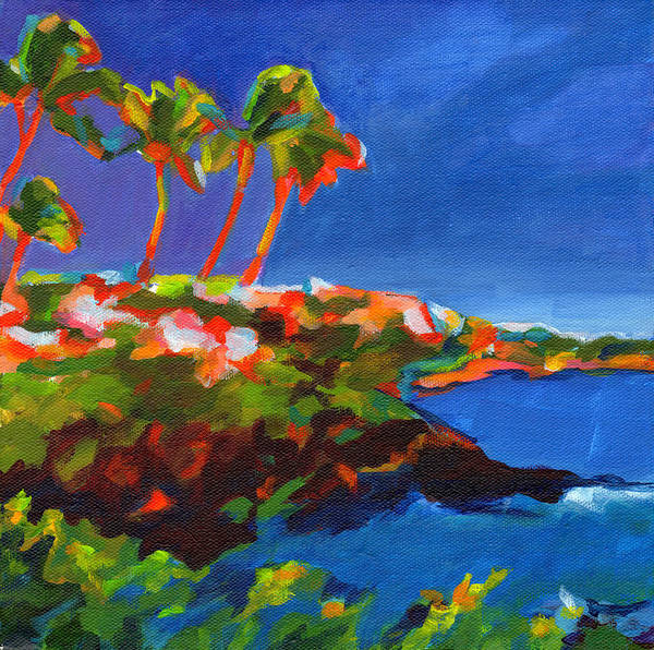 Painting - Polo Beach. Maui by Tanya Filichkin