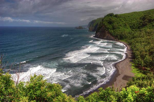 Big Island Photograph - Pololu Coast by Photo ©tan Yilmaz
