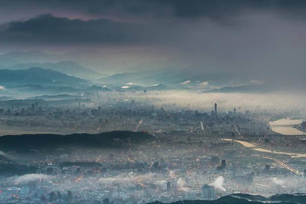 Taiwan Photograph - Pomo Taipei City - Slumber by Taipei, Taiwan  By  Balmung