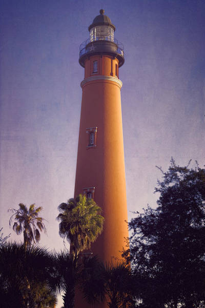 Photograph - Ponce De Leon Lighthouse by Joan Carroll