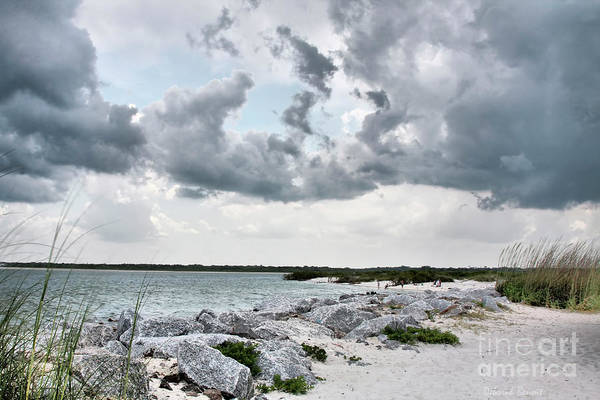 Photograph - Ponce Inlet Mood by Deborah Benoit