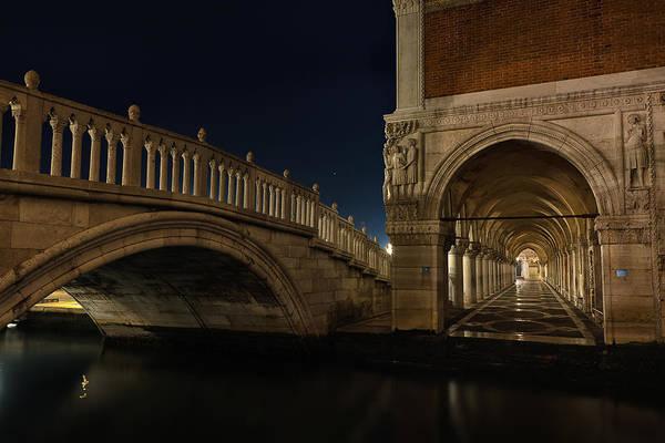 Wall Art - Photograph - Ponte Della Paglia by Marion Galt