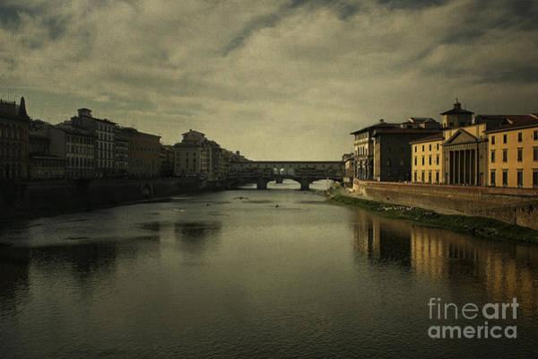 Photograph - Ponte Vecchio 2 by Belinda Greb