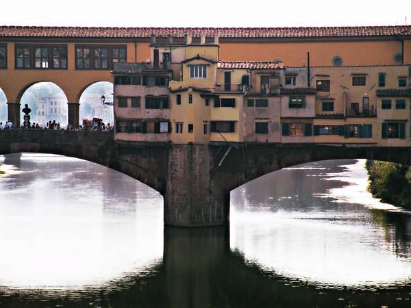 Photograph - Ponte Vecchio by Micki Findlay