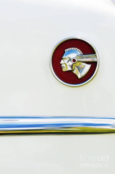 Motorcar Photograph - Pontiac Eight Chieftain by Tim Gainey