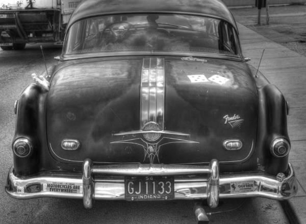 Photograph - Pontiac Rearend by Michael Colgate