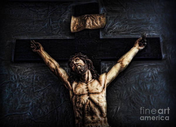 Wall Art - Photograph - Pontius Pilate's Punishment - Crowned With Thorns by Lee Dos Santos