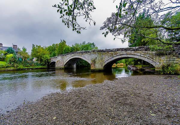 Pooley Bridge Wall Art - Photograph - Pooley Bridge Lake District by Trevor Kersley