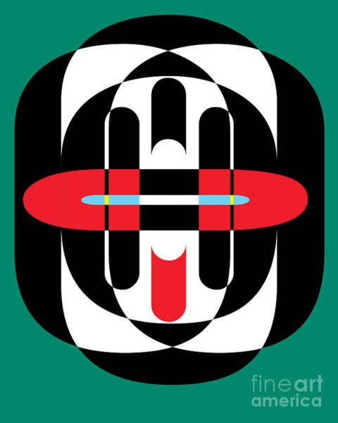 Totem Pole Wall Art - Photograph - Pop Art Person 2 by Edward Fielding