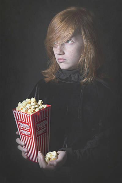 Meal Photograph - Popcorn by Carola Kayen-mouthaan