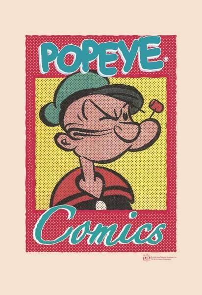 Strips Digital Art - Popeye - Popeye Comics by Brand A