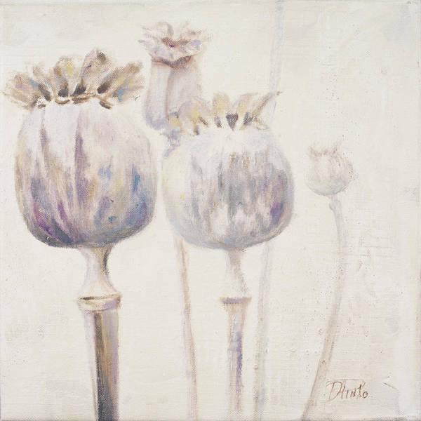 Wall Art - Digital Art - Poppy Seeds II by Patricia Pinto